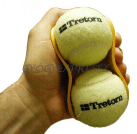 Kézi masszírozó, teniszlabdás masszírozó TENN-MASS