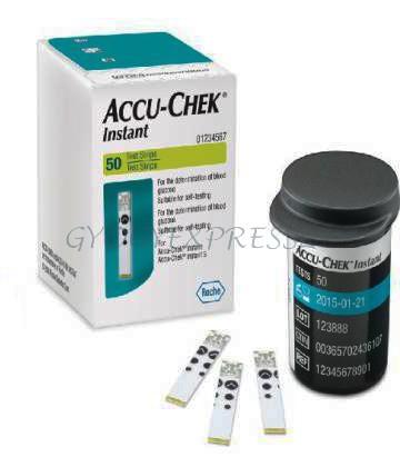 Accu-Chek INSTANT Tesztcsík 50 db