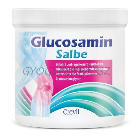 CREVIL glükozamin krém ízületekre 250 ml