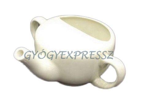 Csőrös műanyag betegitató csésze