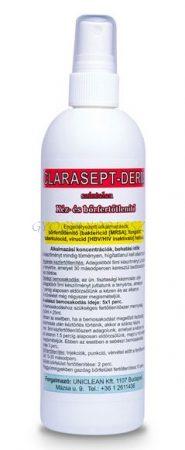 CLARASEPT-DERM Pumpás Bőrfertőtlenítő 250 ml