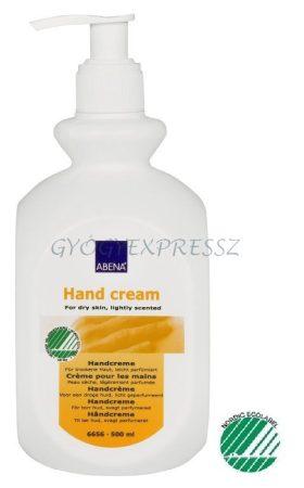 ABENA Kézápoló krém illatosított 500 ml 24%-os zsírtartalommal