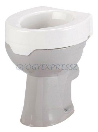 MEYRA EASY-CLIP WC Magasító Nagy Teherbírású 15 cm tető NÉLKÜL