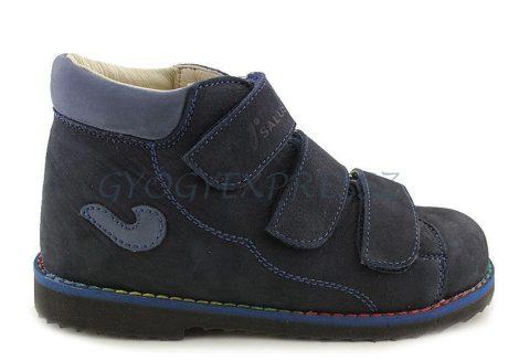 SALUS FLO-902 Gyerekcipő zárt  - fiús színű