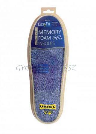 URIEL IT-301 Memóriahabos zselés talpbetét