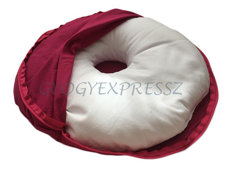 Ülőgyűrű - Gyűrűpárna - antiallergén (51 cm átmérő)
