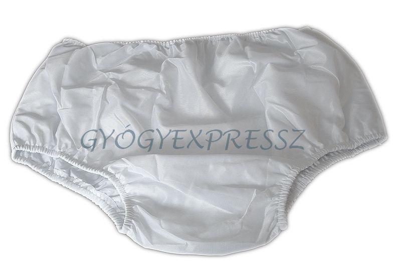 Pelenkázó nadrág körgumis B-726 felnőtt (2 rétegű)