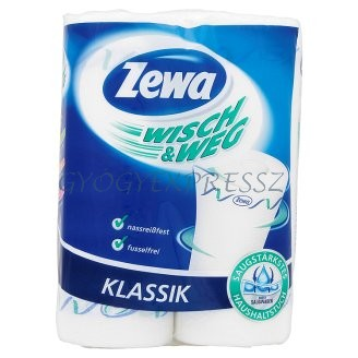 ZEWA WISCH & WEG papírtörlő 2 rétegű (2db)