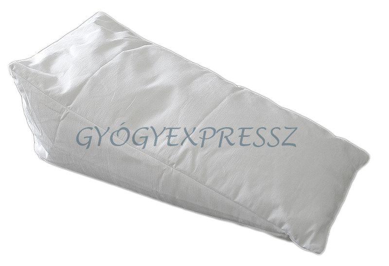 Kartámasz, végtagrögzítő ékpárna - antiallergén S2 (44x22x16 cm)