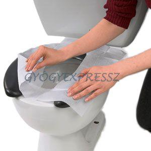 Papírülőke WC-re