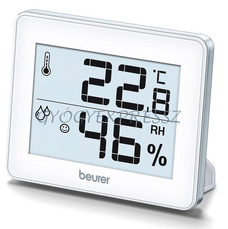 Termo-higrométer, Hőmérséklet és páratartalom mérő BEURER HM 16