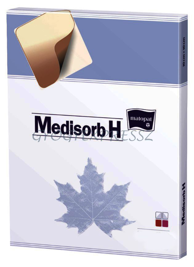 MEDISORB H Steril, hidrokolloid kötszer