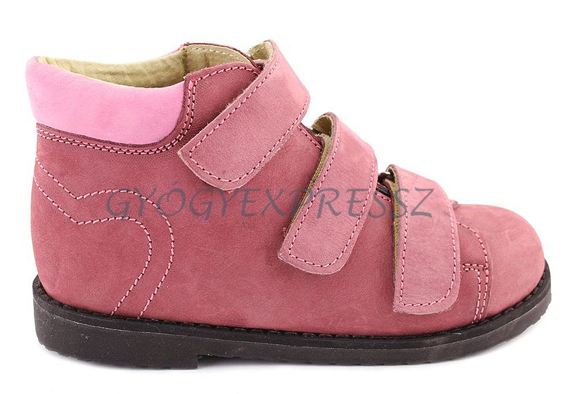 SALUS FLO-902 Gyerekcipő zárt  - lányos színű