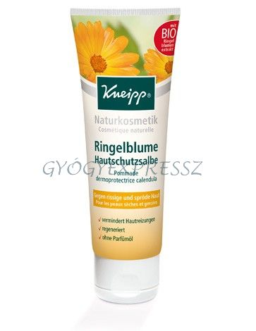 KNEIPP Bőrvédő Körömvirágos krém 75ml