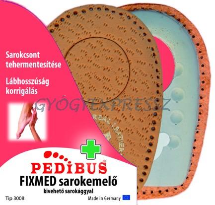 PEDIBUS 3008 FIXMED Sarokemelő