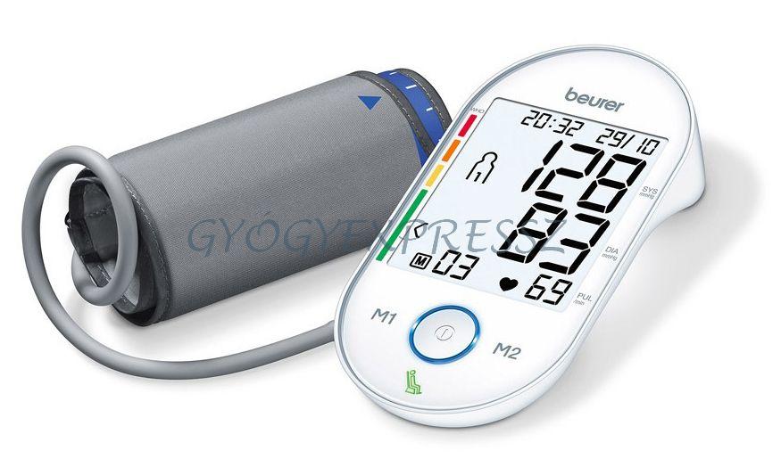 Felkaros vérnyomásmérő BEURER BM 55
