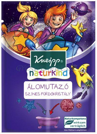 KNEIPP NATURKIND Fürdőkristály- Álomutazó 40g
