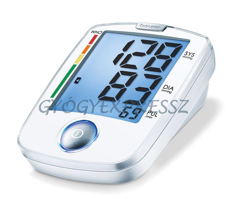 Felkaros vérnyomásmérő-Automata BEURER BM 44