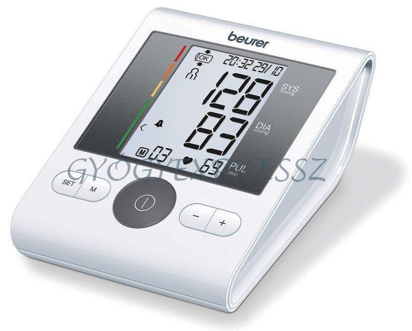 Felkaros vérnyomásmérő BEURER BM 28
