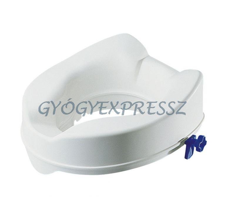WC magasító fedél nélkül (10 cm magas)