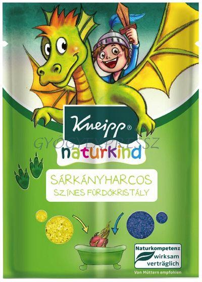 KNEIPP NATURKIND Fürdőkristály- Sárkányharcos 40g