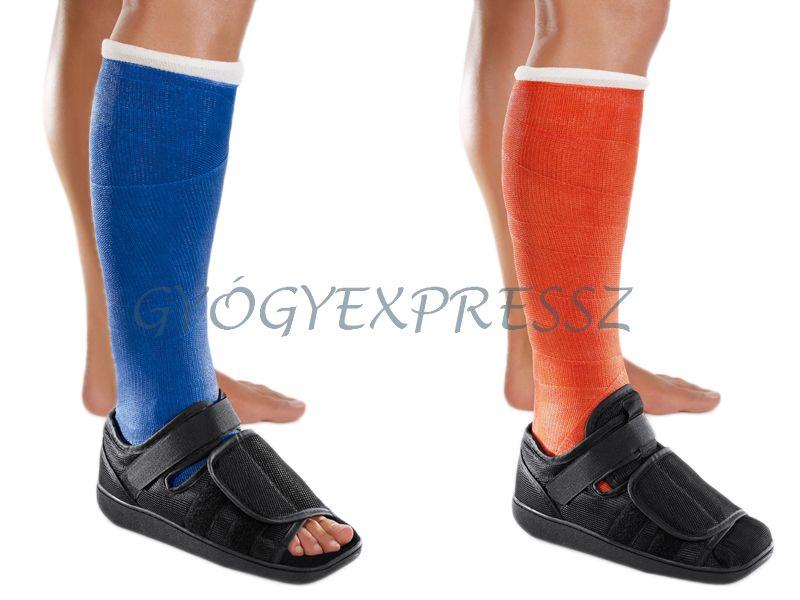 CELLONA gipsz és kötés felett hordható cipő, kezelőcipő, járótalp