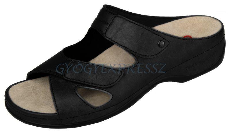 Berkemann Janna stretch papucs fekete