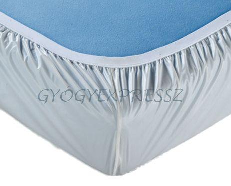 Vízhatlan matracvédő lepedő PVC-körgumis SUPRIMA (100x200 cm)