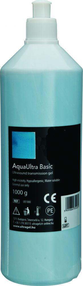 Ultrahang gél 1 kg AquaUltra Basic