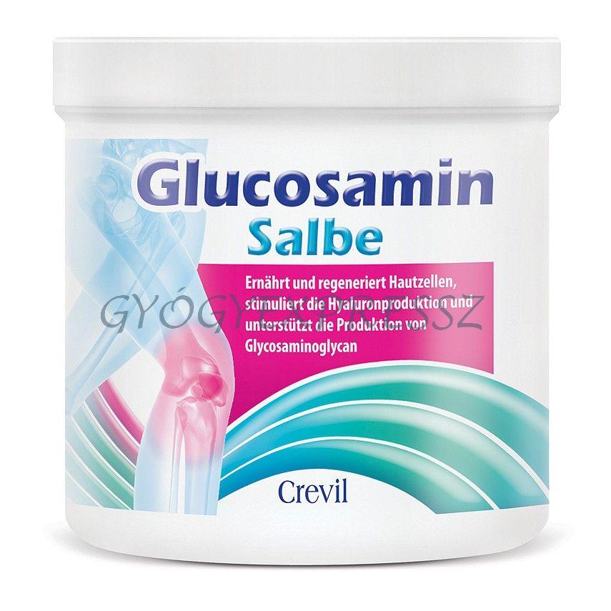 CREVIL glükozamin krém ízületekre 250 ml (MG 17402)
