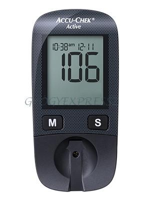 Accu-Chek Active vércukorszintmérő készülék- AKCIÓ