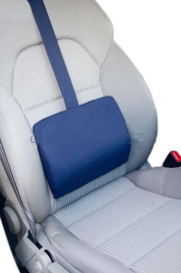 Deréktámasz autóba - ALVITAL L Gyógyháttámasz gépkocsiba