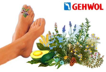 GEHWOL láb- és körömápolási termékek